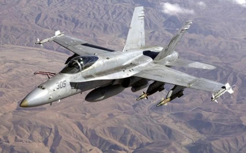 ABŞ İŞİD terrorçularının mövqelərinə 24 havadan zərbə endirib