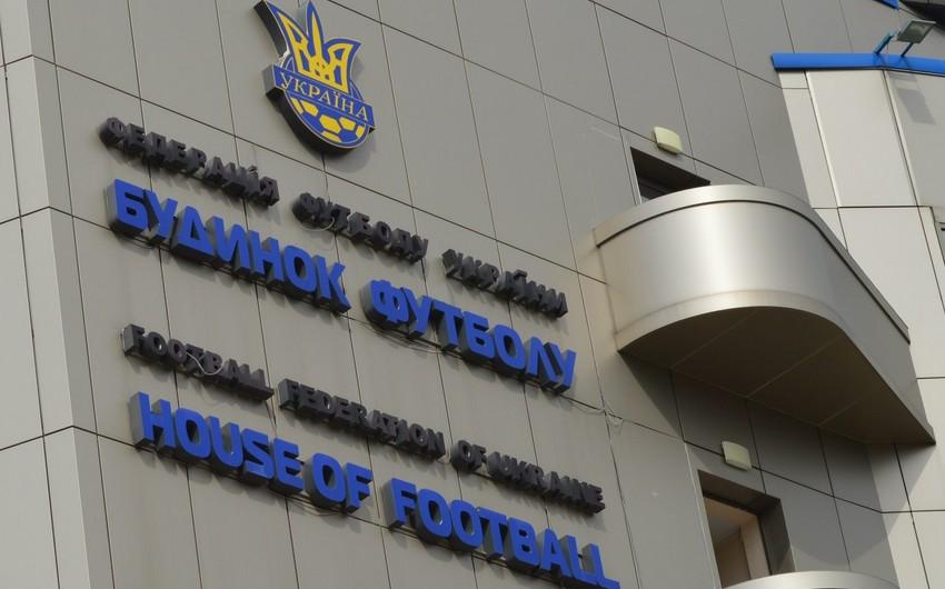 Ukrayna Futbol Assosiasiyasının iddiası qəbul edildi