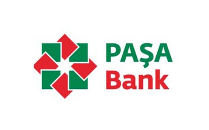 Paşa Bankın aktivləri illik 66% artıb