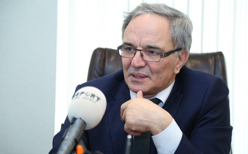 Афлатун Амашов: Мы потеряли патриарха азербайджанской прессы