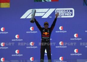 Azerbaijan Grand Prix: Formula 1 main race starts