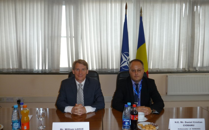 Ambassador: Romania supports the strengthening and deepening of NATO-Azerbaijan relations