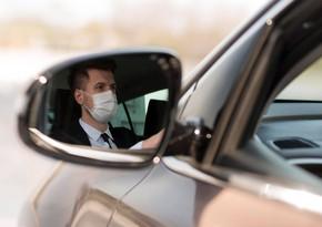 Avtomobillərdə maskadan istifadə ilə bağlı rəsmi açıqlama