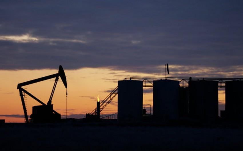 ABŞ-da xam neft ehtiyyatları proqnozları səbəbindən Brent markalı neftin qiyməti artıb
