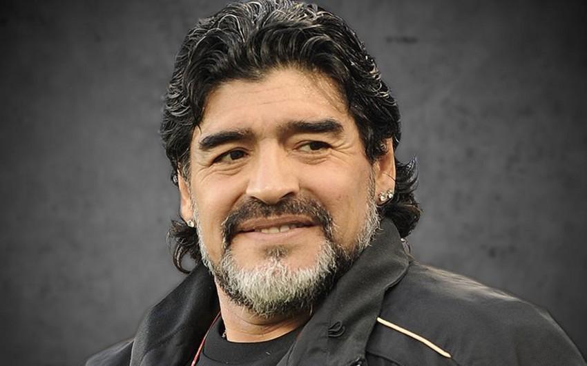 Maradonanın ölümündən əvvəlki son görüntüləri yayıldı