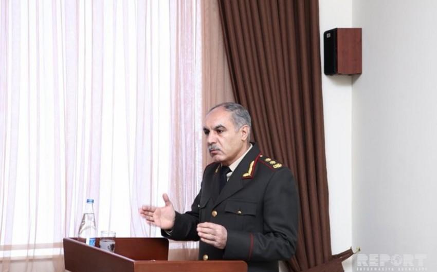 Hərbi prokuror Xocalı soyqırımından danışdı