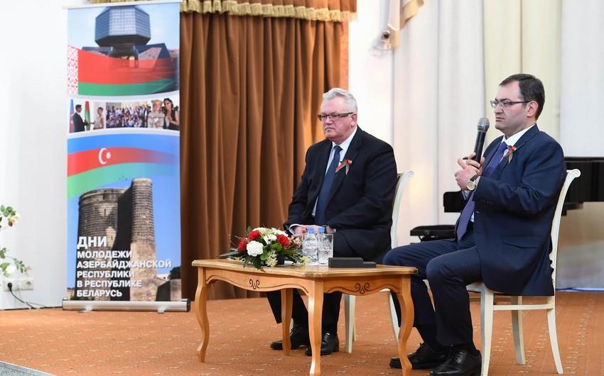 Belarusun təhsil naziri: Növbəti Avropa Oyunlarının Minskdə keçirilməsi düzgün qərardır