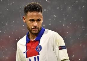 Neymar PSJ ilə müqaviləni uzatdı