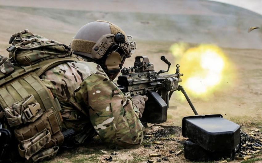 The 4th battalion of the enemy stationed in Fuzuli direction was shelled: Defense Ministry