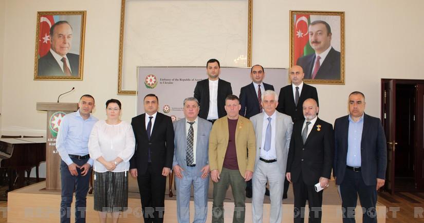 В Украине оценили деятельность азербайджанской диаспоры