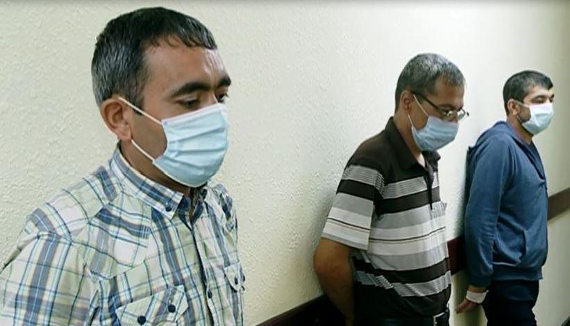 Şəmkirdə narkotik alqı-satqısı ilə məğul olan şəxslər saxlanıldı