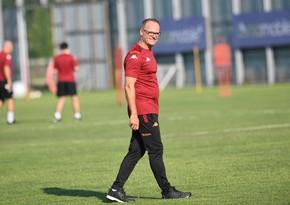 Главный тренер стамбульского клуба подал в отставку через 14 дней после назначения