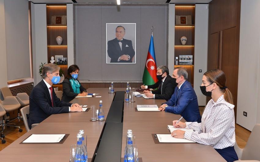 Резидент-представитель ПРООН завершает свою миссию в Азербайджане