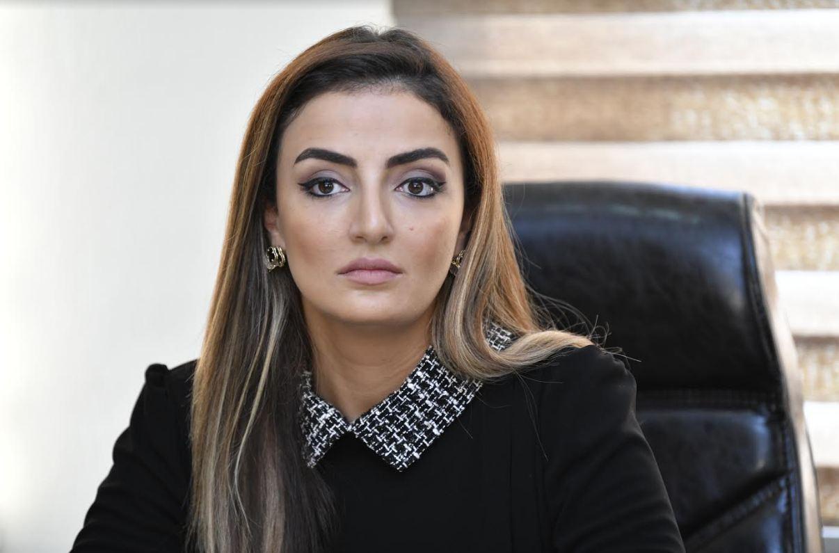 """Könül Nurullayeva: """"Ermənistan hərbi bölmələrinin dinc əhalini hədəfə alması ciddi şəkildə qınanmalıdır"""""""