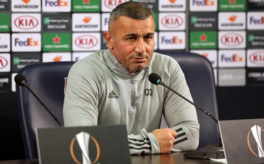 Qurban Qurbanov Hondanın Neftçiyə transferindən danışdı
