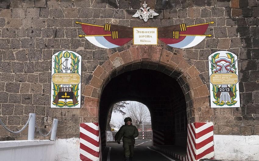 Rusiyanın Ermənistandakı bazası cərimələnib