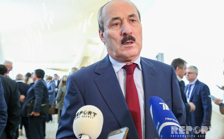 President of Dagestan: We can develop agricultural cooperation with Azerbaijan