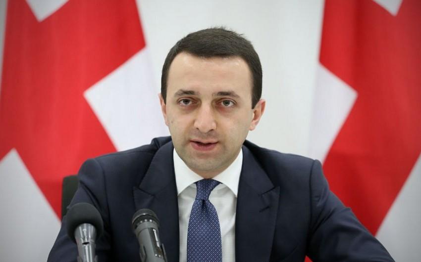 Gürcüstanın Milli Təhlükəsizlik Şurasının iclası çağırılıb