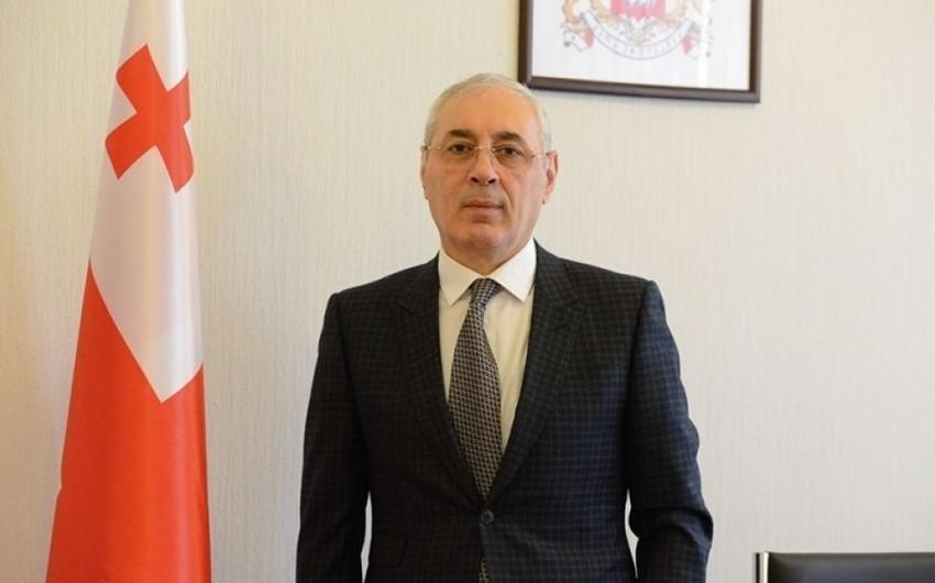Gürcüstanda hakim partiyanın deputatı bizneslə məşğul olmaq üçün mandatından imtina edib