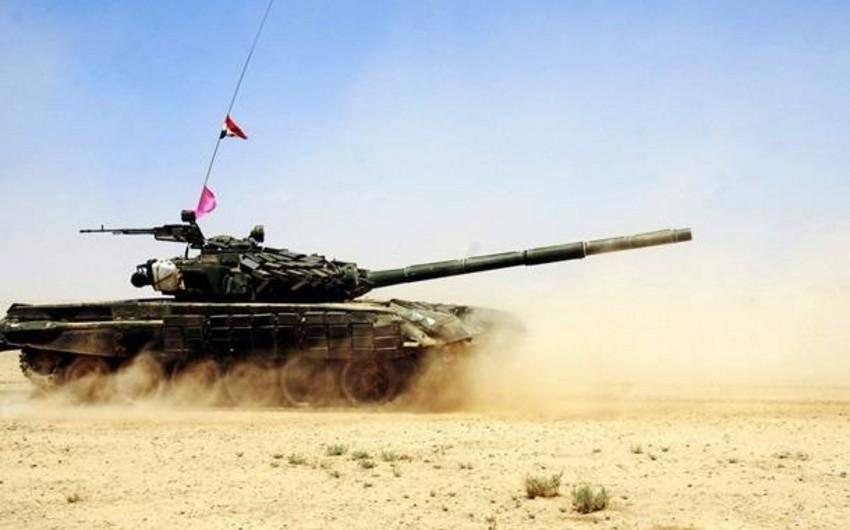 Suriya ordusu Həma vilayətinin şimalındakı Kın vadisini azad edib
