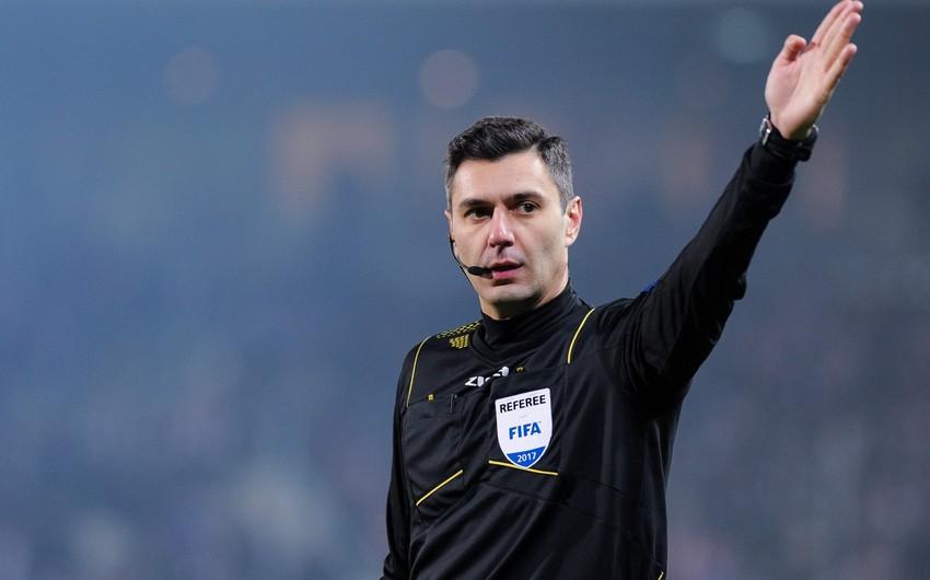Qarabağ - Aşdod matçının hakimləri açıqlandı