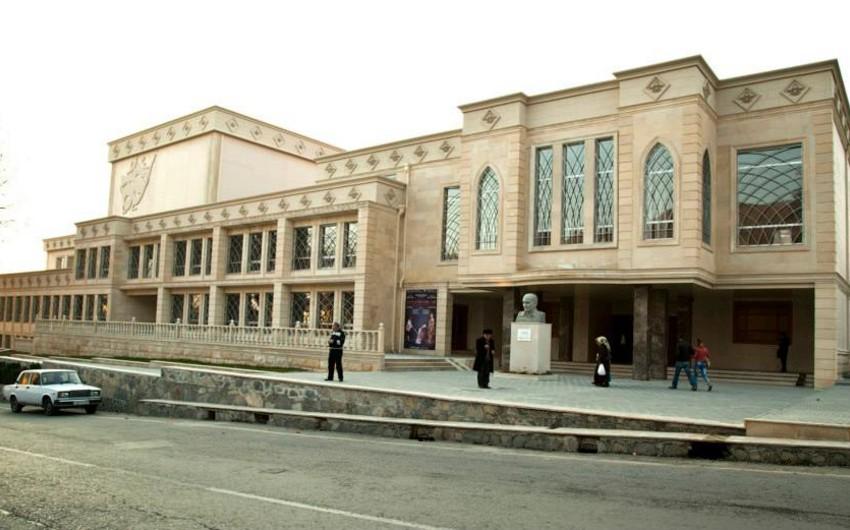 Şəki Teatrı Beynəlxalq Teatr Gününü premyera ilə qeyd edəcək