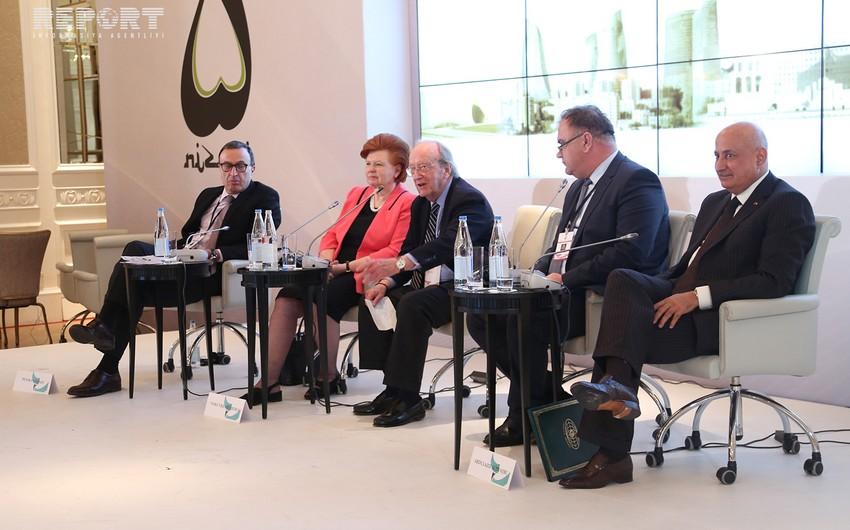 IV Qlobal Bakı Forumu başa çatıb