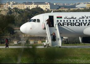 В Ливию спустя 10 лет возвратили самолет Муаммара Каддафи