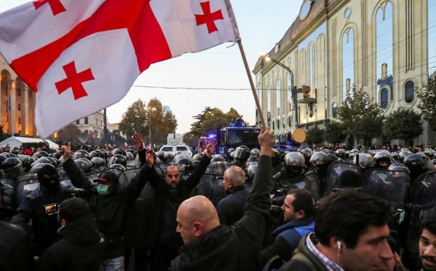 Оппозиция Грузии анонсировала еженедельные митинги в Тбилиси