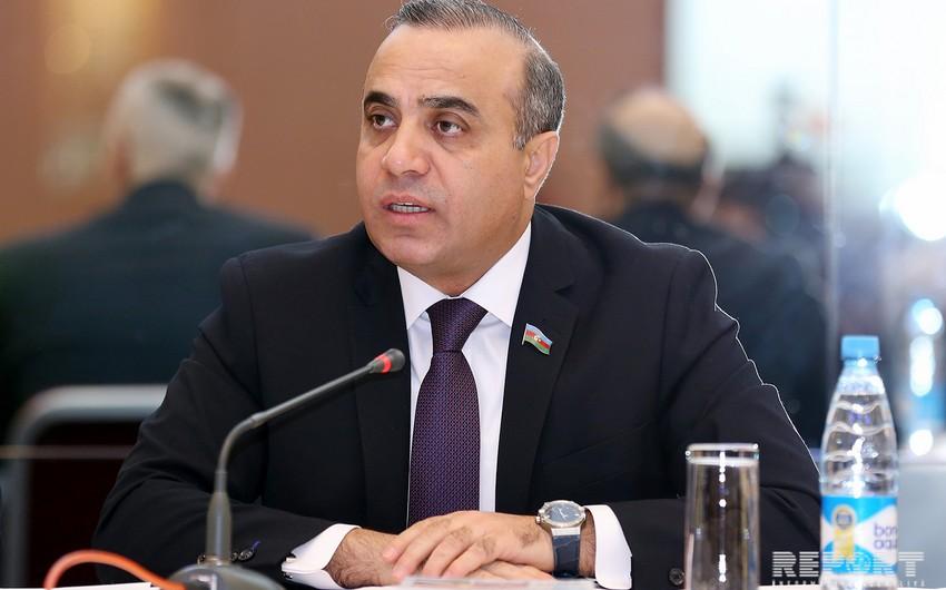 Азербайджанский депутат призвал отозвать посла в Париже