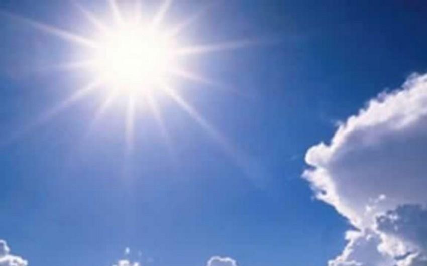 Завтра в Баку 35, в регионах 40 градусов тепла