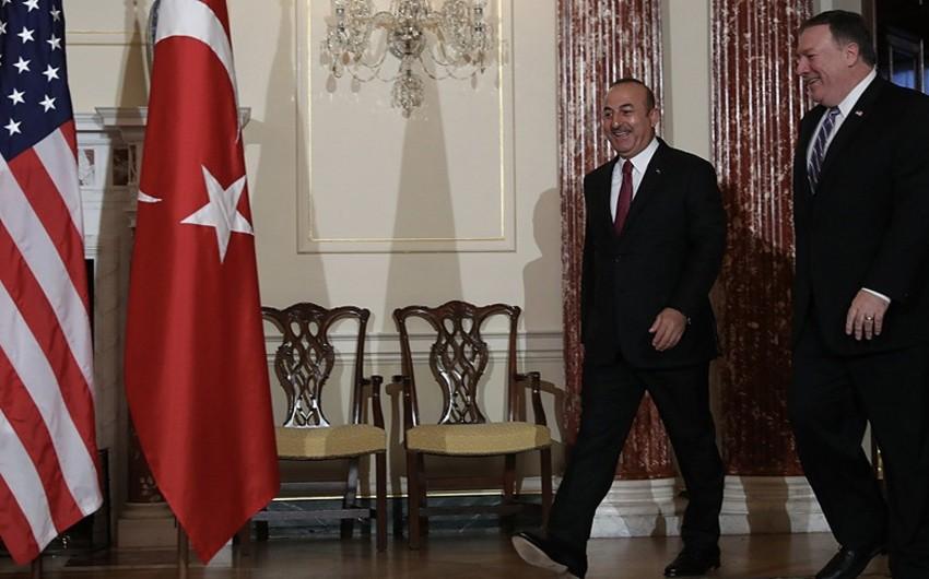 Türkiyə və ABŞ kürd terrorçuların Mənbicdən çıxarılması qrafikini razılaşdırıb