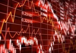 ABŞ-ın fond indeksləri azalıb