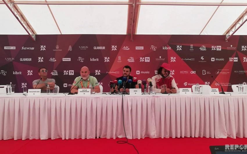 Filipp Kirkorov: Jara festivalına üçüncü dəfə qatılmaqdan fəxr edirəm