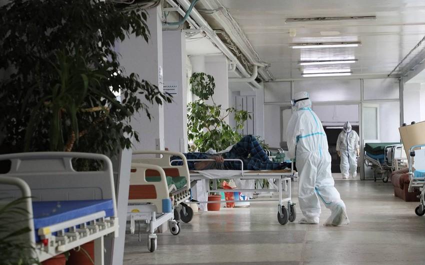 Ermənistanda koronavirus xəstələri üçün çarpayı çatışmır