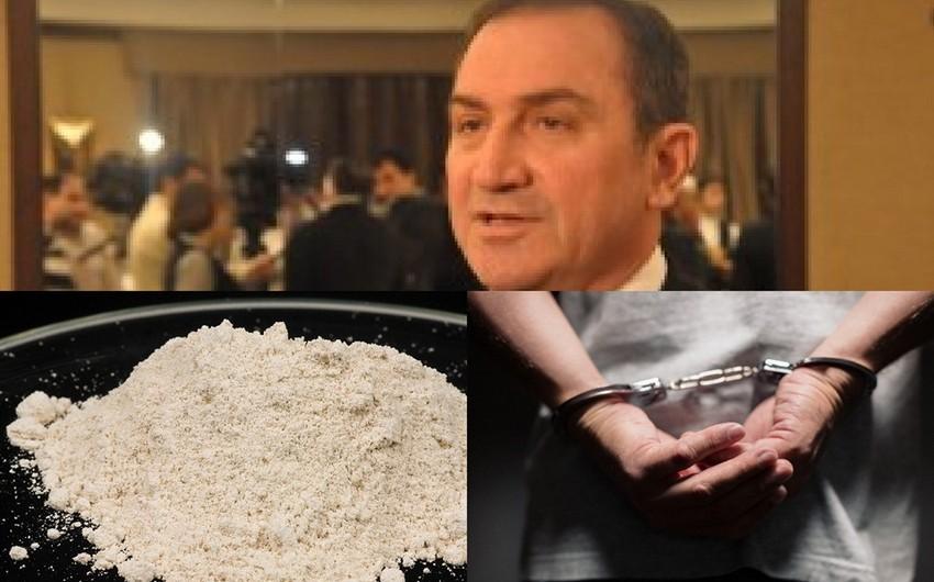 Əsgər Ələkbərovun qardaşı oğlu -