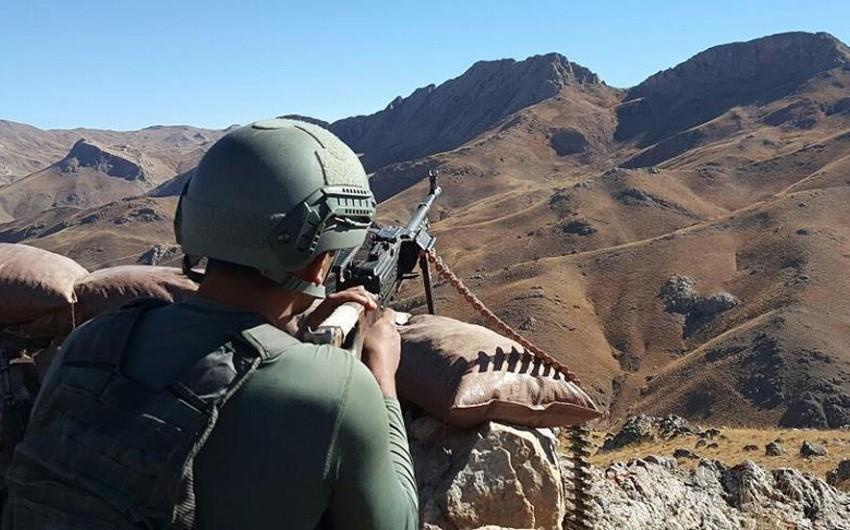 Türkiyə ordusunun Afrində zərərsizləşdirdiyi terrorçuların sayı 2516 nəfərə çatıb