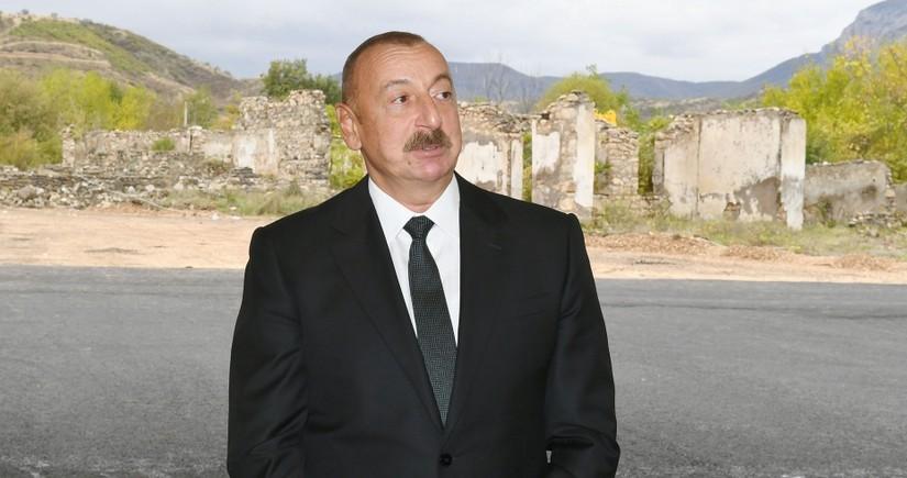 Президент: Дан старт процессу привлечения к ответственностиучаствовавших в незаконной эксплуатации месторождения Вежнали
