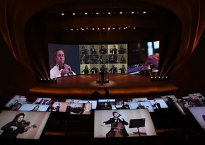 Virtual concert dedicated to 97th birth anniversary of Heydar Aliyev