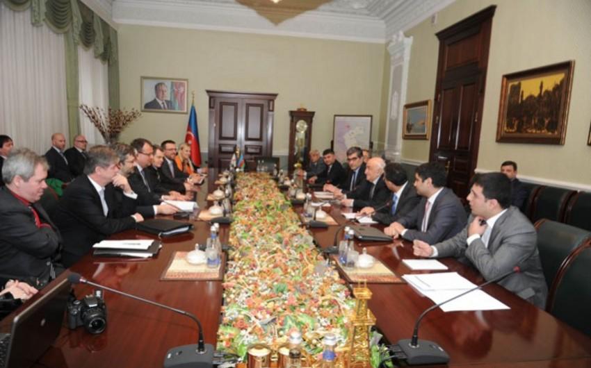 Çexiya Azərbaycanla enerji sahəsində əməkdaşlıqda maraqlıdır