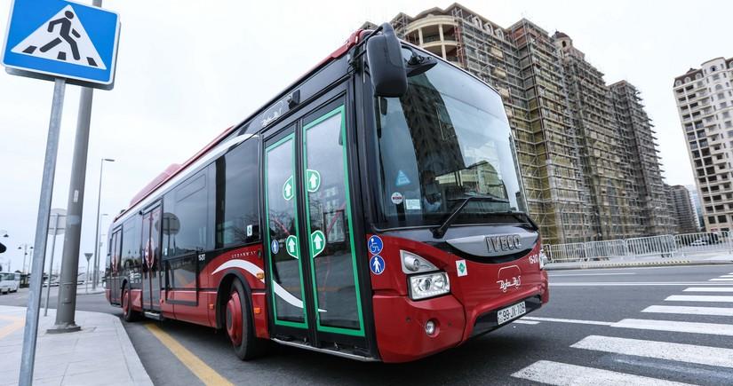 Бактрансагентство: В часы пик будем привлекать дополнительные автобусы