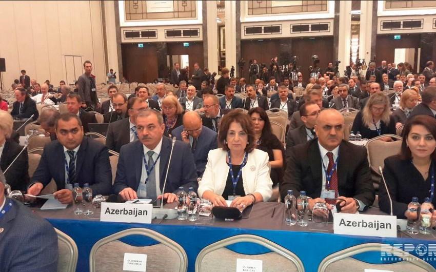 İstanbulda Beynəlxalq Əmək Təşkilatının X Avropa Regional Konfransı keçirilir
