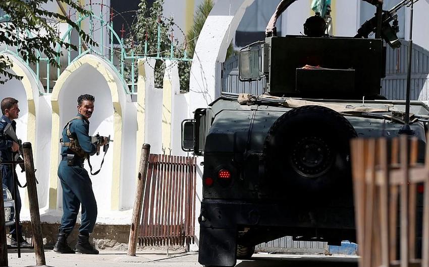 Əfqanıstanda törədilmiş terror aktında ölənlərin sayı 20-yə, yaralananların sayı 40-a çatıb