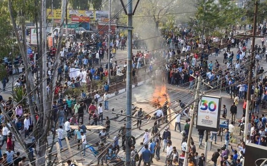 Flights cancelled to Indian Assam due to riots