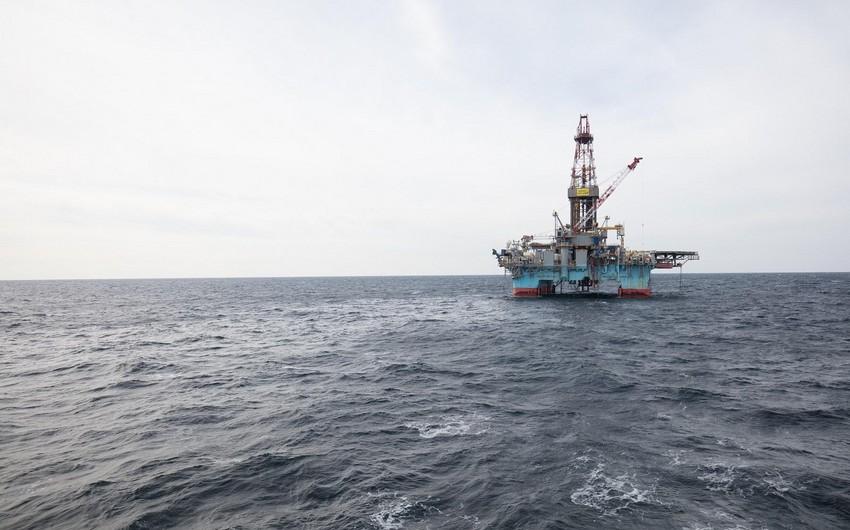 Перваяразведочная скважинана Шафаг-Асиман пробурена на глубину 3 864 метров