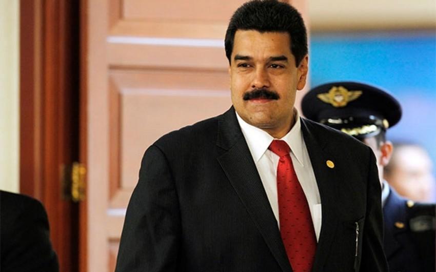 Venesuela prezidenti Azərbaycana səfər edəcək