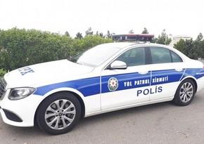 Şəmkirdə yol polisi sərxoş sürücüləri aşkarladı