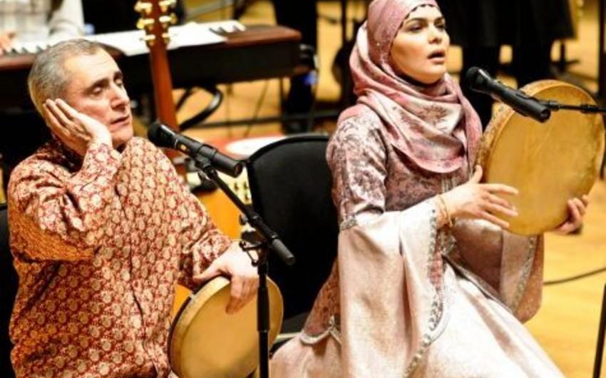 Alim Qasımov konsertə hazırlaşır