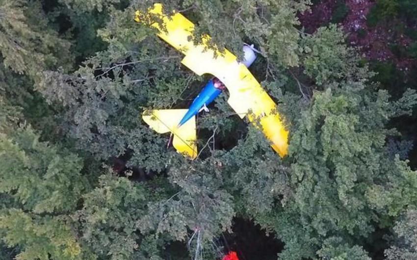 В США потерпел крушение самолёт