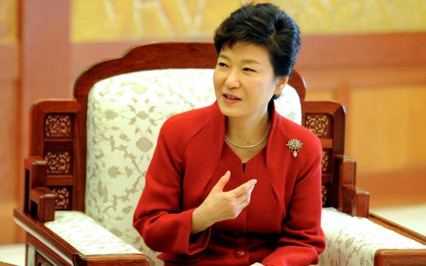 Cənubi Koreya prezidenti ölkədəki qalmaqlla bağlı ifadə verməyə razıdır